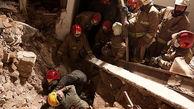 ۲ نفر توسط آتشنشانان همدانی نجات یافتند