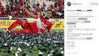 پیام تبریک ورزشکاران برای قهرمانی پرسپولیس در سوپر جام