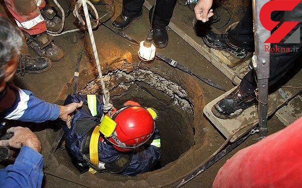 2 قربانی در اثر ریزش مرگبار آوار در یزد+ عکس