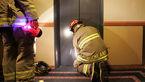سقوط آسانسور در کرمان حادثه آفرید