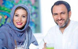 شوهر فریبا نادری کیست؟ / او میلیاردر است ! + عکس ها