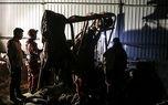 مرگ تلخ جوان 36 ساله در ریزش چاه / در تهران رخ داد