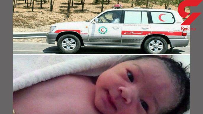مادر باردار جوان مهابادی از مرگ حتمی نجات پیدا کرد