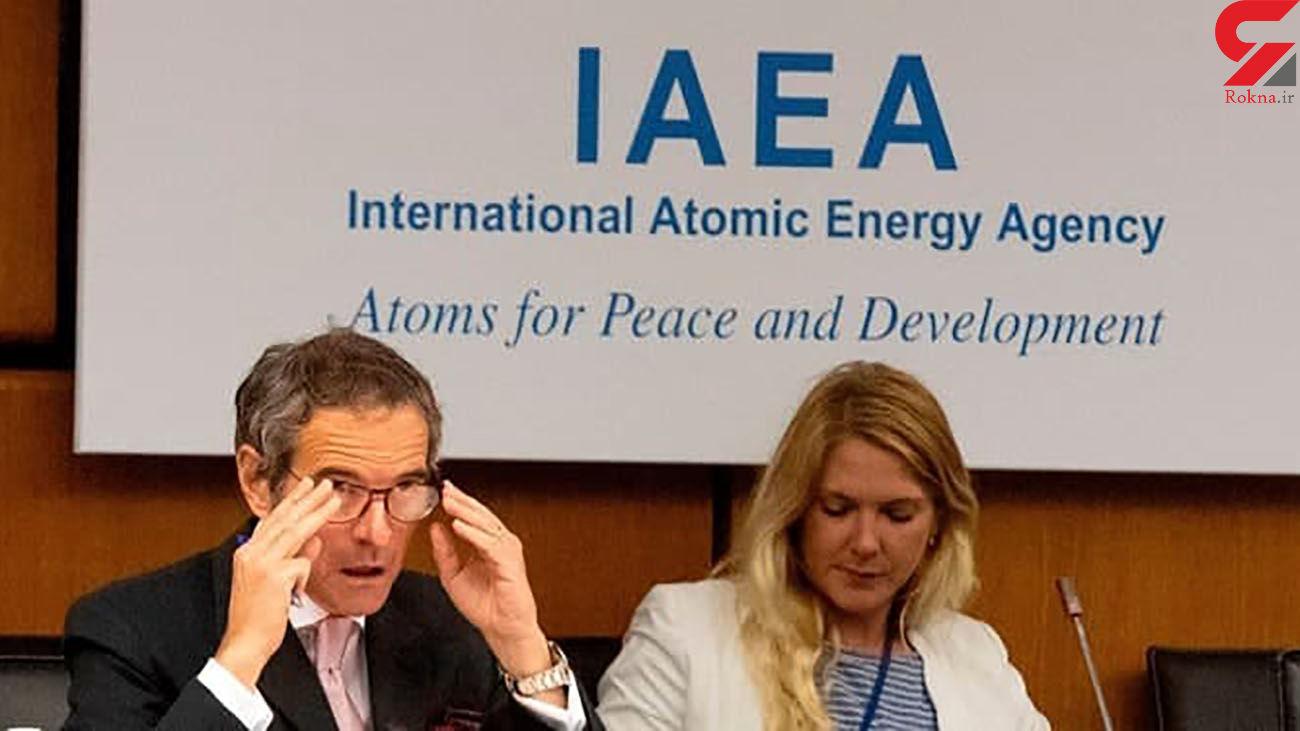 مدیر کل آژانس اتمی بار دیگر ادعاها درباره مسائل پادمانی ایران را تکرار کرد