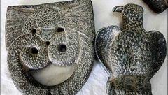 پلیس راز گنج 5 هزار ساله در جیرفت را فاش کرد +عکس