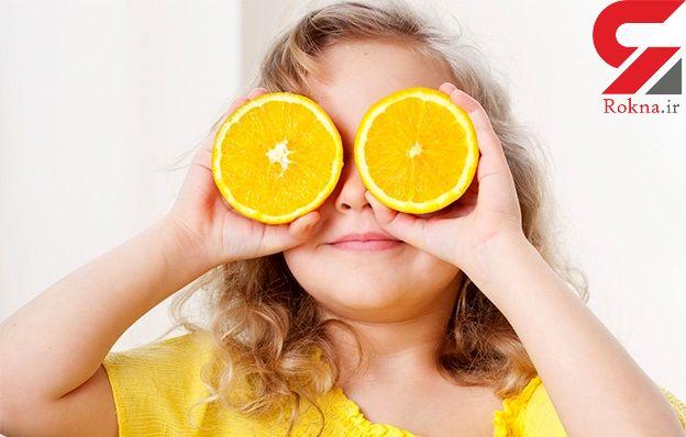 ویتامین هایی برای چشمان تیزبین