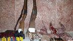 دستگیری 3 شکارچی در اردستان/ 2 قبضه سلاح توسط محیط بان ها کشف شد