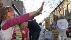 جشنهای سنتی مردم بلژیک در خیابانها