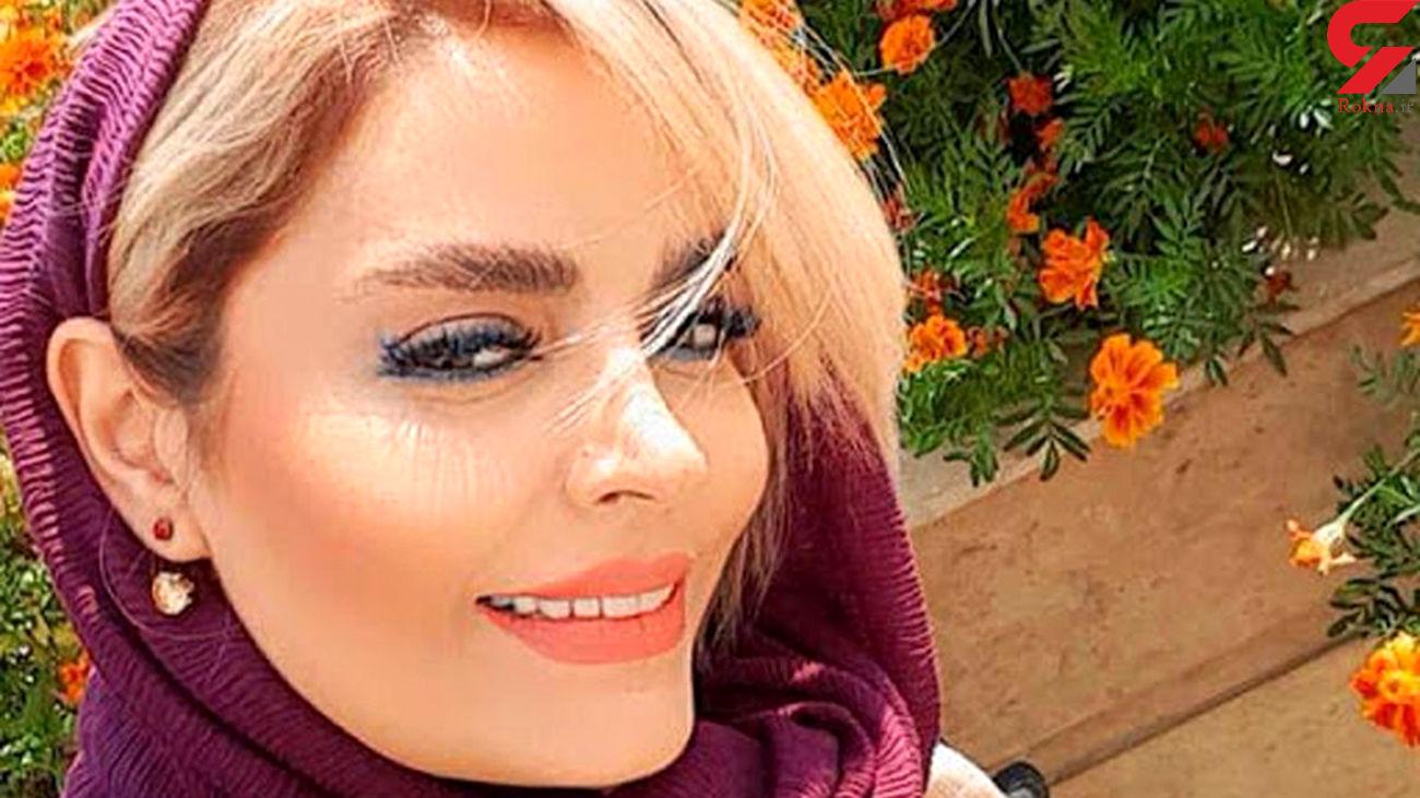 این بازیگر زن ایرانی فقط پول نقد دوست دارد ! + عکس