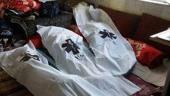 صحنه غم انگیز از جسد یک مادر و دو فرزند در بجنورد +عکس