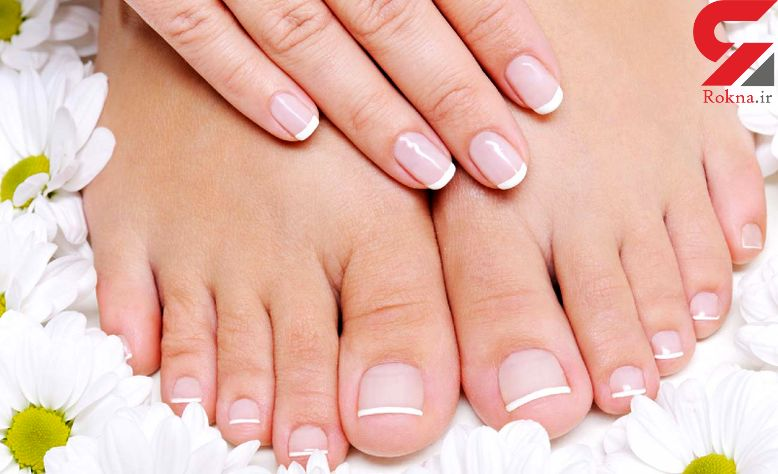 ترفندهای خانگی و طبیعی برای زیبایی ناخن پا