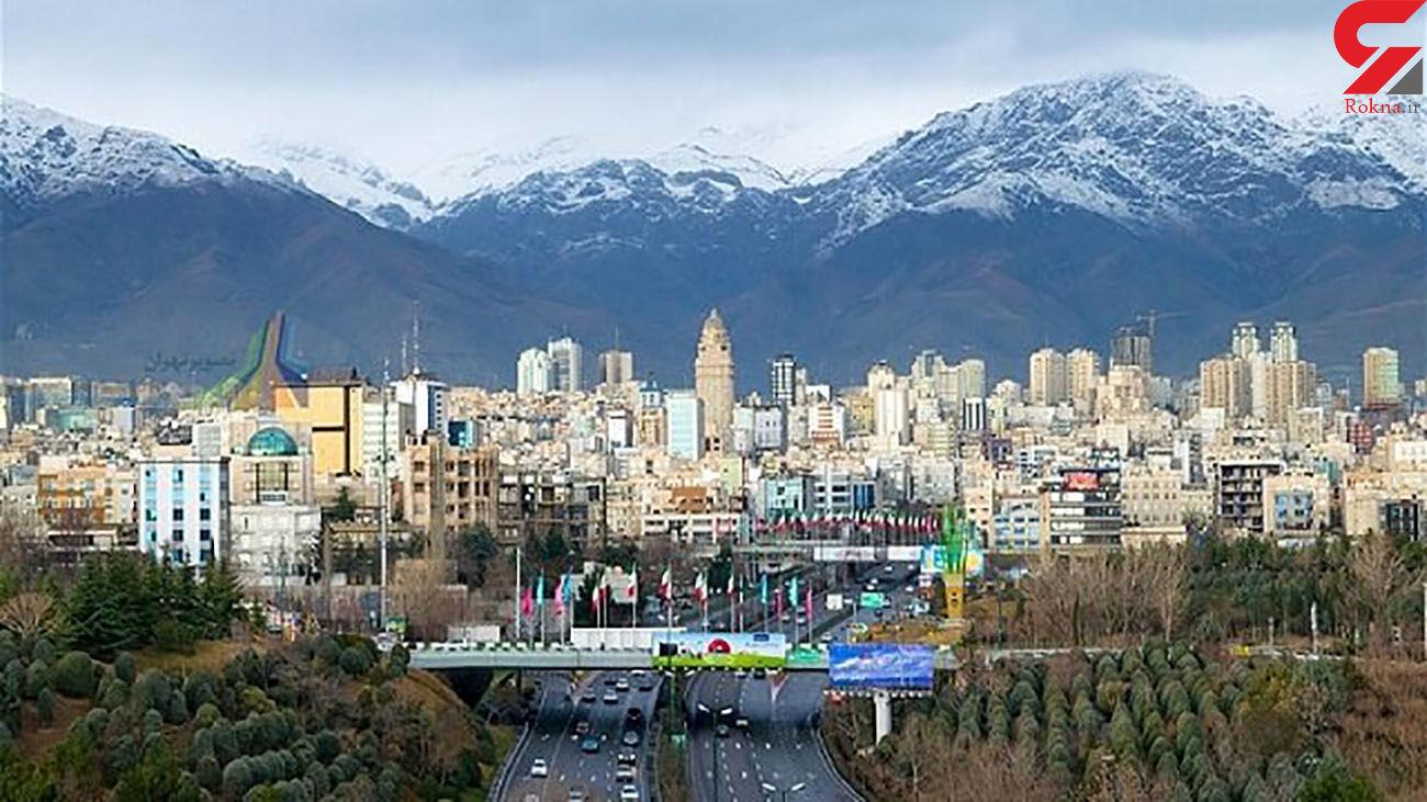 قیمت آپارتمان های بالای 100 متر در مناطق مختلف تهران + جدول