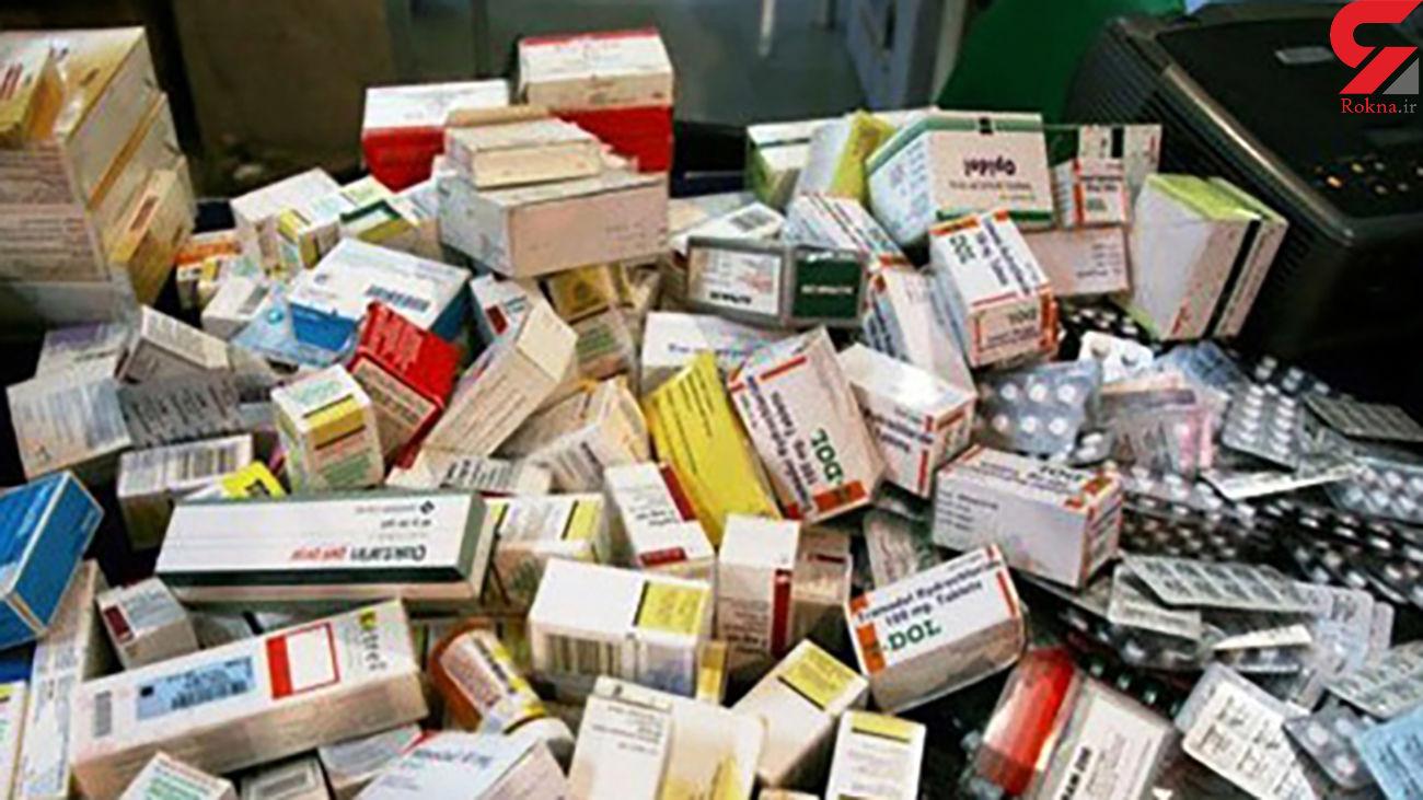 37 هزار قلم داروی غیر مجاز در بندرعباس کشف شد