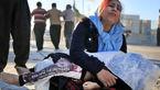 جان مادر برخیز کودک نمکین ام!+ تلخ ترین عکس در زلزله