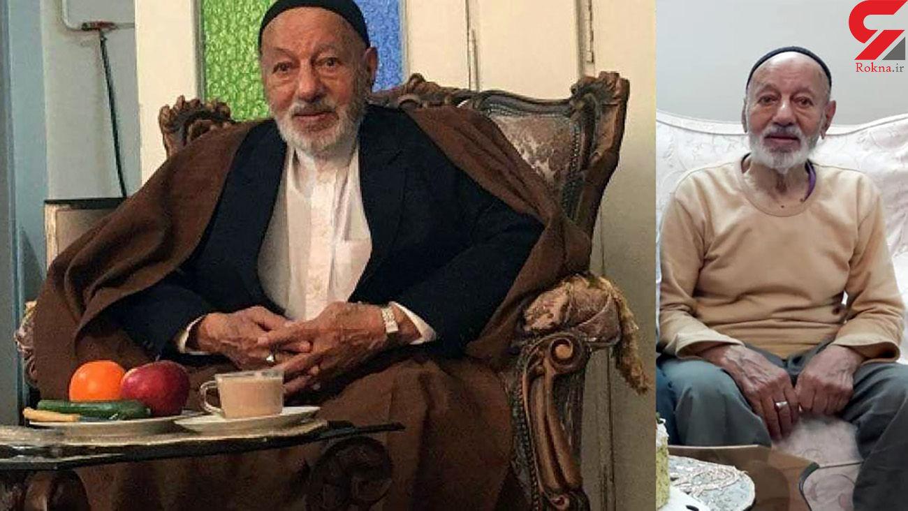 مداح معروف تهرانی و ذاکر اهل بیت (ع) درگذشت + عکس