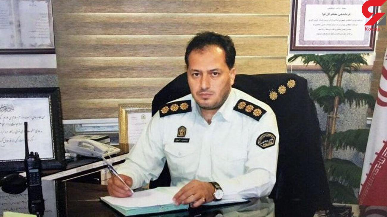 دستگیری 2 مواد فروش جنوب تهران با 40 کیلو هروئین