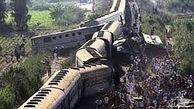 برخورد مرگبار 2 قطار در روسیه