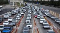خروج خودرو از تهران ممنوع شد