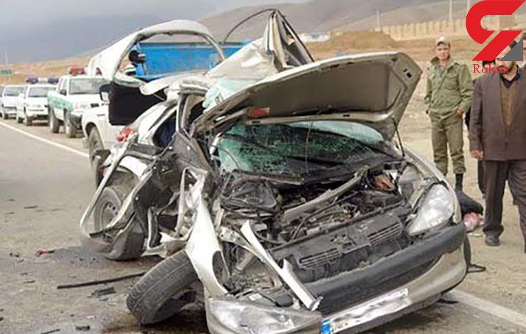 3 کُشته و 19 مجروح در 24ساعت گذشته / جاده دلهره باز هم قربانی گرفت
