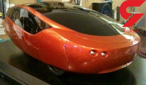 ساخت نخستین اتومبیل با چاپگر سهبعدی