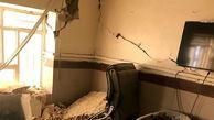 زلزله به بیش از ۳ هزار واحد مسکونی در مسجدسلیمان خسارت وارد کرد