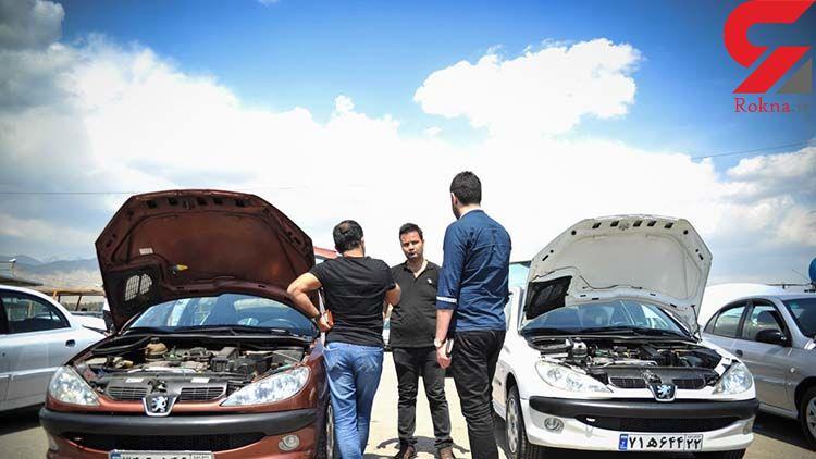 بازار خودروهای کارکرده رونق گرفت