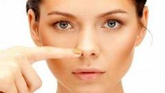 زیبایی بینی بدون نیاز به جراحی/روش های خانگی برای خوش فرم کردن بینی