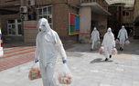 اعزام نیروهای جهادی برای موج سوم کرونا به بیمارستانها