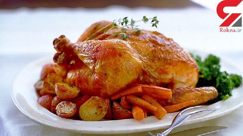 مضرات هورمون و آنتی بیوتیک مرغ