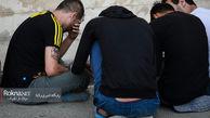 سارقان محله هفت چنار تهران دستگیر شدند
