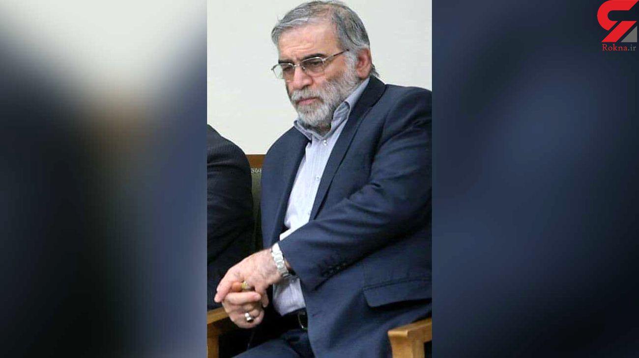 اسرائیل پشت ترور محسن فخریزاده بود