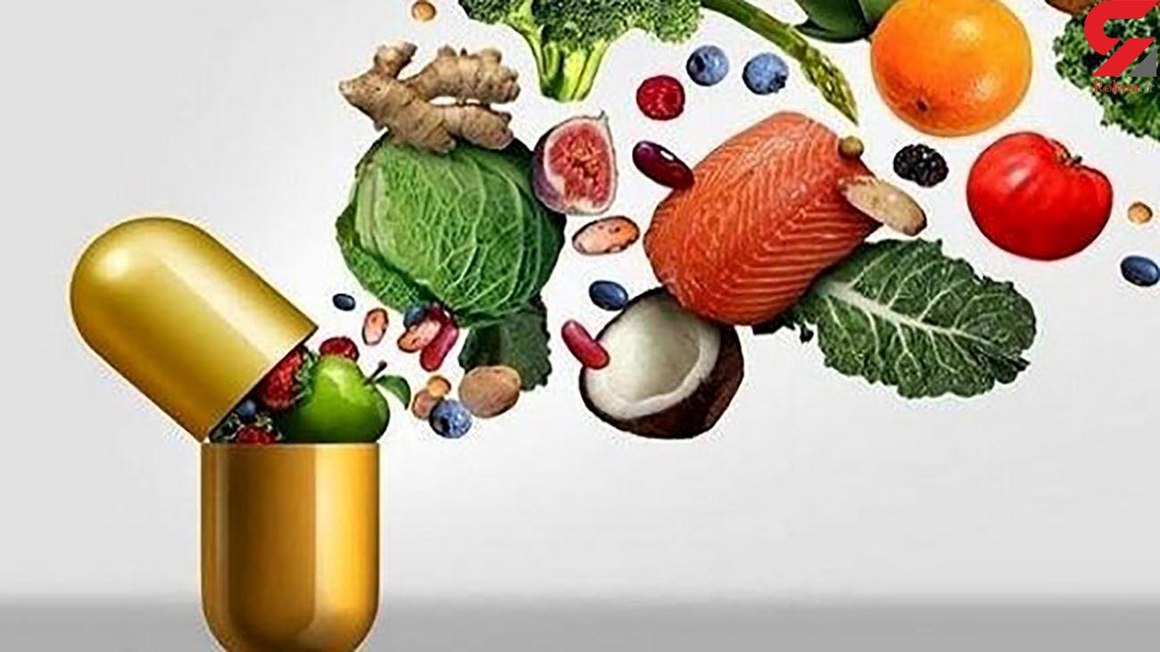 بهترین زمان مصرف ویتامین و مکملهای غذایی