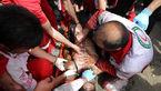 توقف پیشروی گروه نجات بخاطر خطرات موجود در معدن گلستان