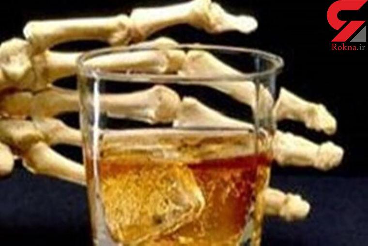 مصرف الکل متانول در یزد، ۲ نفر را راهی دیار باقی و هشت نفر را بستری کرد