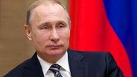 استقبال ملک سلمان از پوتین در قصر یمامه