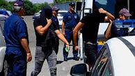 اقدام شیطانی با زن جوان در قبرس / 12 اسرائیلی دستگیر شدند