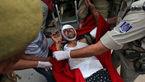 16 کشته در سقوط اتوبوس به دره ای در هند