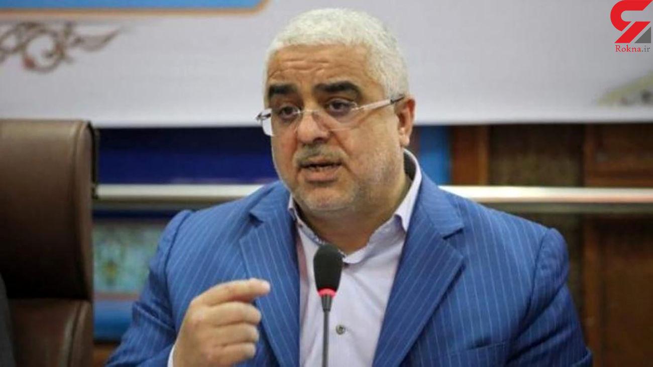 توصیه جعفرزاده به لاریجانی: اگر رئیسی در انتخابات شرکت کرد، نیا!