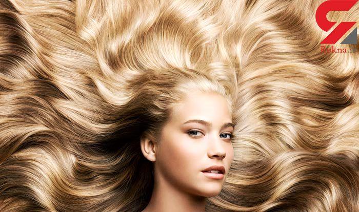 پرپشت کردن موی سر با روش های بدون هزینه!