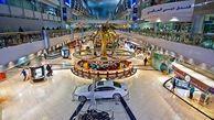 فیلم عجیب ترین صحنه از فرودگاه دوبی بخاطر کرونا + جزییات