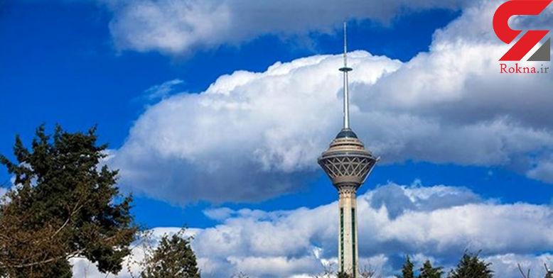 تهران امروز نفس می کشد
