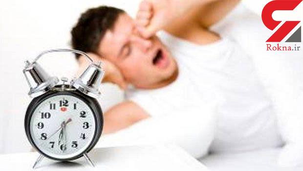 روش هایی برای درمان خواب آلودگی