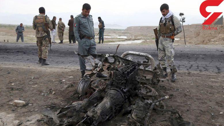 مرگ 4 آمریکایی در پی حمله انتحاری در افغانستان+عکس