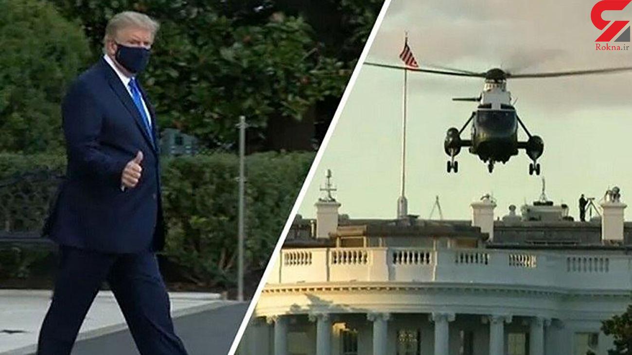 پسلرزههای کرونایی ترامپ در کاخ سفید