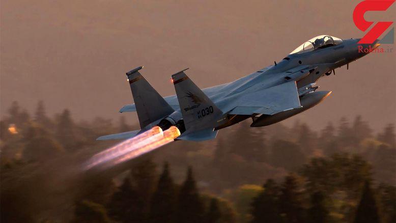 فوری / جنگنده امریکایی هواپیمای مسافری ربوده شده را در آسمان واشنگتن زد + فیلم و عکس