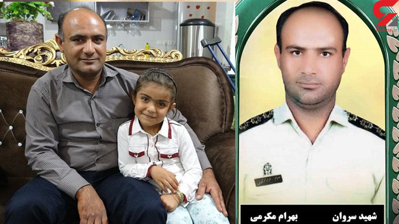 شهادت 2 مامور پلیس با تیراندازی در مسکن مهر کوار فارس + جزئیات
