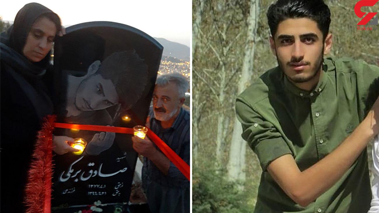 اتفاق عجیب در یک قدمی اعدام قاتلان صادق برمکی / مادر صادق شوکه شد + فیلم و عکس