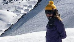 کلاه پشمی برای امنیت اسکی بازان ابداع شد+عکس