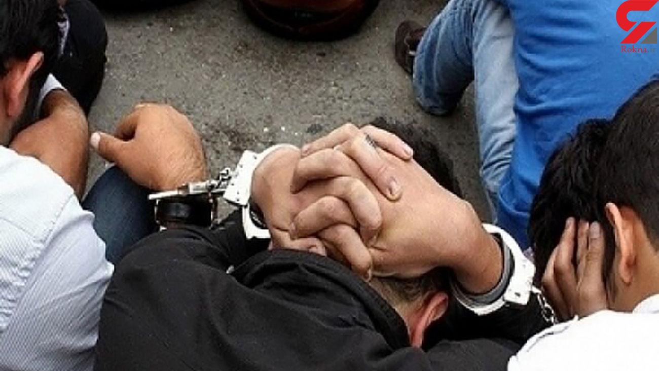7 مرد کرمانشاهی با چوب و چماق به جان هم افتادند + جزئیات قتل جوان 25 ساله