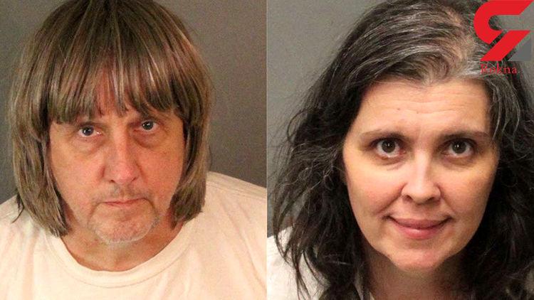 اقدام پلید مادر و پدر سنگدل آمریکایی با 13 فرزند خود / حبس ابد برای صاحبان خانه وحشت+عکس